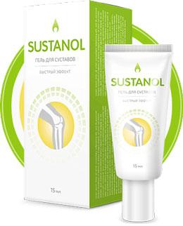 Sustanol гель для суставов