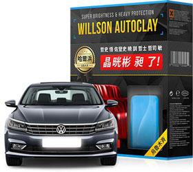 Willson Autoclay – средство для полировки кузова автомобиля