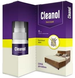 Cleanol средство против пылевых клещей
