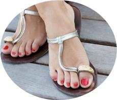 красивые стопы ног