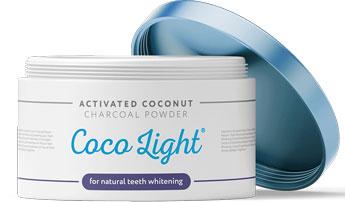Coco Light для отбедивания зубов