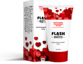 Flash Extra – гель с возбуждающим эффектом