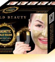 Gold Beauty золотая магнитная маска для молодости кожи лица