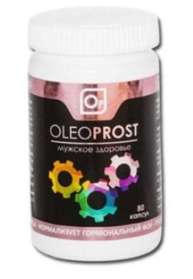 Oleoprost от простатита