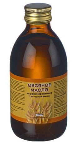 Овсяное масло для суставов