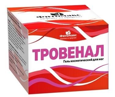 Тровенал для предотвращения варикоза