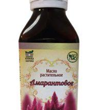 Амарантовое масло от гипертонии