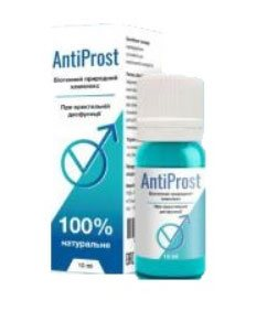 AntiProst от простатита