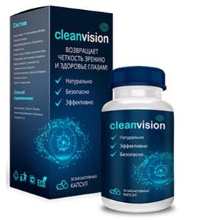Cleanvision для зрения