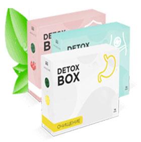 Detox Box для похудения