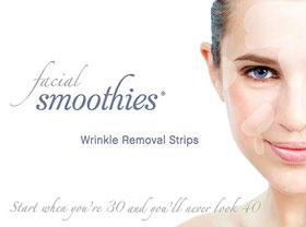 Facial Smoothies – силиконовые наклейки для устранения мимических морщин