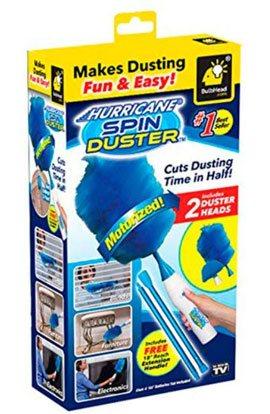 Hurricane Spin Duster для удаления пыли