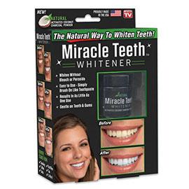 Miracle Teeth Whitener для отбеливания зубов