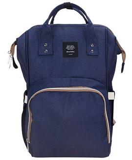 Aboutbaby – универсальный и практичный рюкзак для мамы