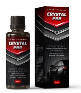 Crystal Pro жидкая керамика