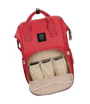 Рюкзак изнутри