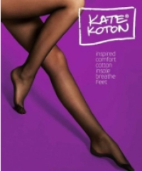 Kate Koton — колготки повышенной прочности с серебром