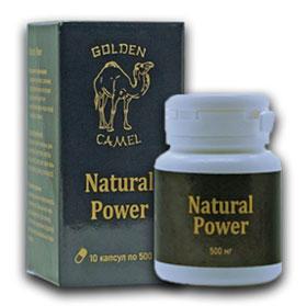 Natural Power – стимулятор сексуальной энергии для мужчин