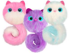 Pomsies – разноцветные котята, которые умеют петь, танцевать и мурлыкать