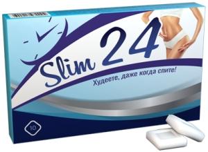 Slim24 — натуральное средство для похудения