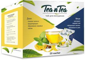 Tea n Tea для похудения