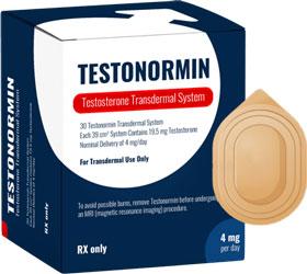 пластырь Testonormin для потенции