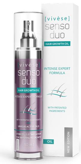 Vivese Senso Duo Oil для ухода за волосами