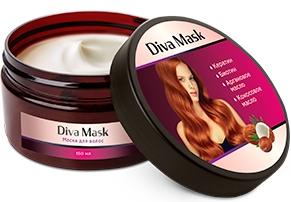 Diva Mask от выпадения волос