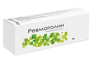Ревматолин для суставов