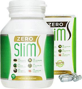 Zero Slim капсулы для похудения