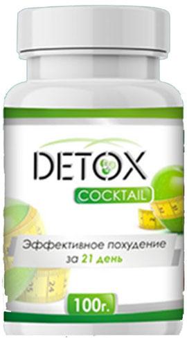 Detox Cocktail для похудения