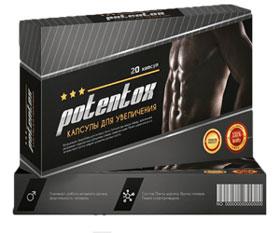 Potentox для увеличения