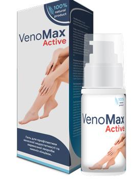 VenoMax Active от варикоза