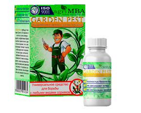 Garden Pest — концентрированный гербицид от всех видов сорняков